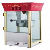 Red Matinee Movie 8 Ounce Antique Popcorn Machine