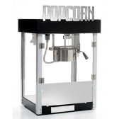 Benchmark USA Metropolitan 6 oz. Popcorn Machine 11065