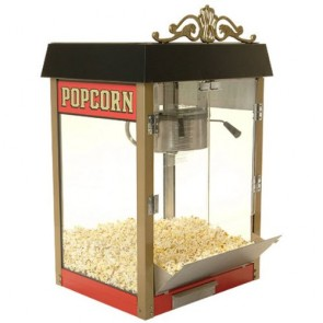 Benchmark Street Vendor 4 oz. Popcorn Machine 11040