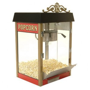 Benchmark USA Street Vendor 6 oz. Popcorn Machine 11060