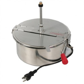 12 Ounce Replacement Popcorn Kettle For Great Northern Popcorn Poppers