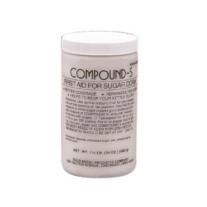 Gold Medal Compound S 24oz. Jar