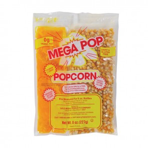 Gold Medal MegaPopKits for 6oz Kettles