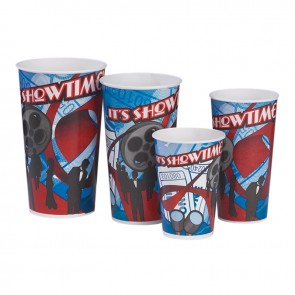 Showtime Drink Cups