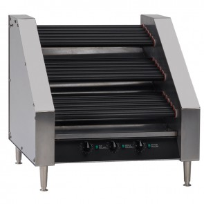 Gold Medal Three Tier Roller Grill