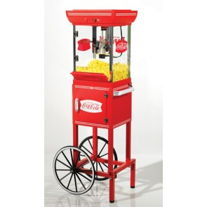 Coca-Cola Series Popcorn Cart