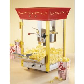 fashioned popcorn machine directions
