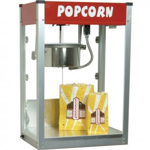 Paragon Popcorn Machine Popper Thrifty Pop 8 OZ