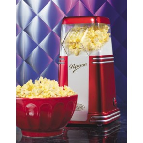 Retro Series Mini Hot Air Popcorn Maker RHP310