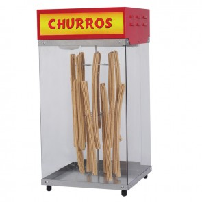 Gold Medal Churro Warmer and Display