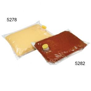 Gold Medal El Nacho Grande Bag Nacho 4-140oz. Bags/cs