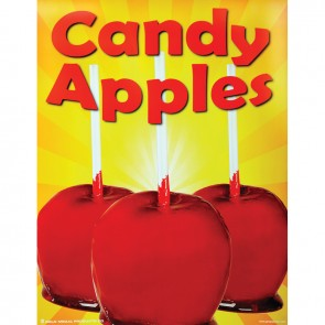 Gold Medal Candy Apple Poster