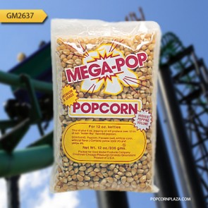 Gold Medal 6 oz. Mega Pop® Corn and Flavacol® Salt Kits