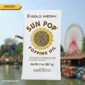 Gold Medal Sun Pop® Oil Pouches
