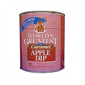 Gold Medal Quick Serve World`s Greatest Caramel Apple Dip, 6-10 cans/cs