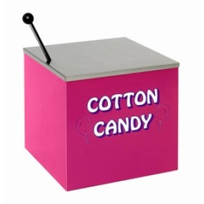 Rolling Cotton Candy Stand Paragon International