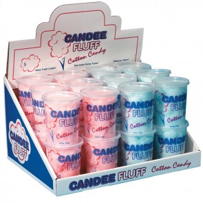 Gold Medal Candee Fluff® Retail Cartons