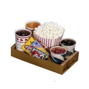 Gold Medal Drive-In Trays, 250/cs