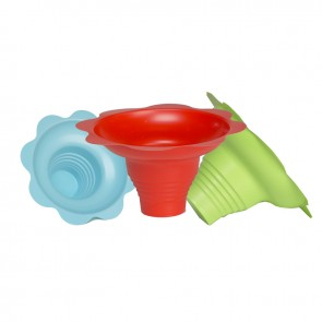 Gold Medal Small Flowered Shaped Sno-Kone® Cups