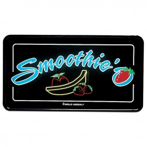 Gold Medal Smoothie `O® Light Sign