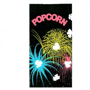 Gold Medal 46oz. Laminated Popcorn Bags, 1,000/cs