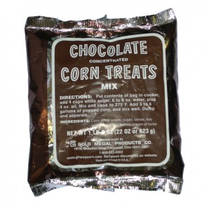 Gold Medal Concentrated Chocolate Corn Treat Mix