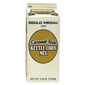 Gold Medal Caramel Rich Mix