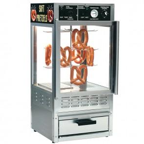 Gold Medal Pretzel Oven / Warmer Combo Unit