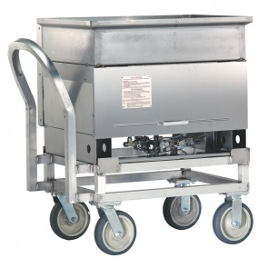 Gold Medal Low-Boy Fryer Cart