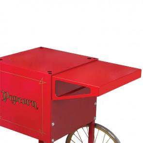 Gold Medal Shelf for 2649 Cart, Red