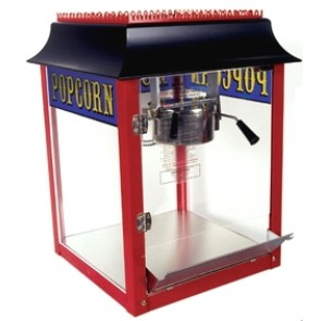 Paragon 1911 4 oz. Popcorn Machine - Domestic