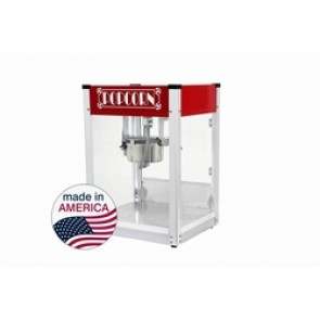 Paragon Gatsby Popcorn Machine (Red) - 4 oz.