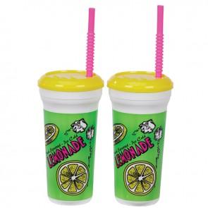 Gold Medal Plastic Lemonade Cups