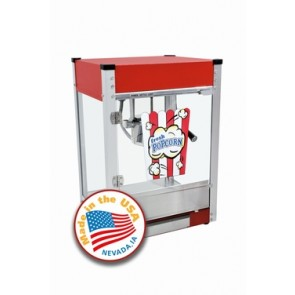 Paragon Cineplex Red 4oz Popcorn Machine