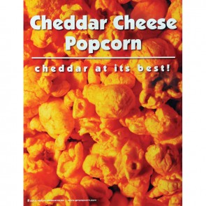 Gold Medal Cheddar Cheese Popcorn