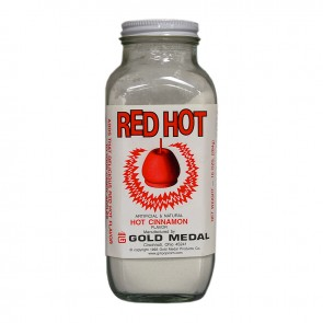 Gold Medal Red Hot Apple Flavor