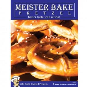 Gold Medal Meister Bake Pretzels Poster