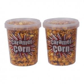 Gold Medal Locking Lid Caramel Corn Tubs