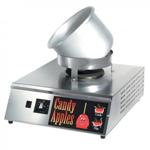 Gold Medal Hot Shot Electric Counter Top Candy Apple Stove