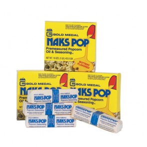 Gold Medal Naks Pop® Oil Bars, 120-4oz. Bars/cs