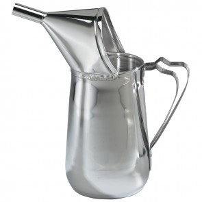 Gold Medal 1.5 Qt. Stainless Funnel Cake Pitcher