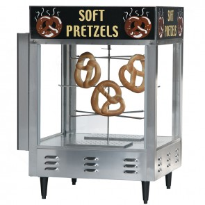 Gold Medal Humidified Pretzel Merch.