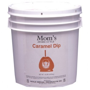 Gold Medal Mom`s Homestyle Caramel Dip