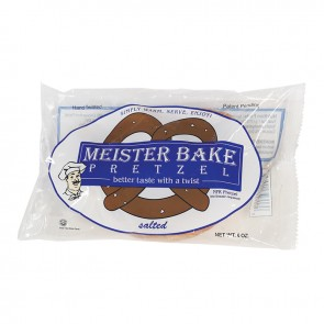 Gold Medal Meister Bake Pretzels, Salted