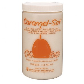 Gold Medal Caramel Set, 1lb.
