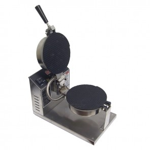 Gold Medal Electronic Control and Non-Stick Coating Giant Waffle Cone Baker