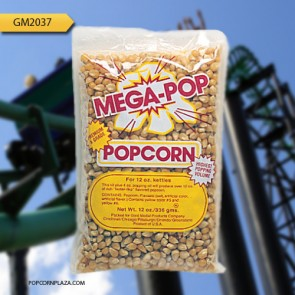 Gold Medal 12 oz. Mega Pop® Corn and Flavacol® Salt Kits