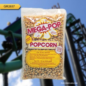 Gold Medal 8 oz. Mega Pop® Corn and Flavacol Salt Kits