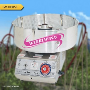 Gold Medal Stainless Steel Deluxe Whirlwind Floss Machine