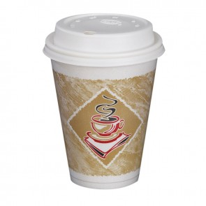 Gold Medal 12 oz Insulated Coffee Cups